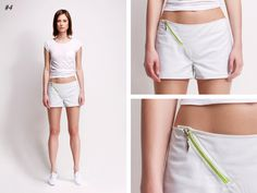 asu aksu / collections / ss2012 borderline no 4 #asu #white #collection #aksu #borderline #summer #fashion #neon