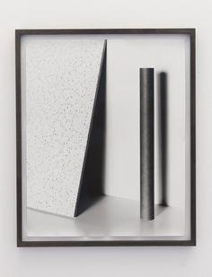 Talia Chetrit Tube, Triangle, 2001 framed photograph
