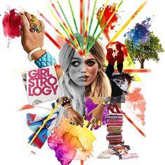 mixed-media collection - girlstorogy - scorpion - mustafasoydan #mustafa #soydan #illustration #fashion #media #collage #mixed
