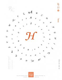 H #war #orange #black #typeography #poster