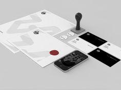 Futura Investment™ on Branding Served #logo #brand #identity