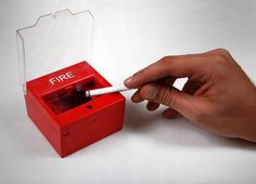 Looks like good Ashtray by Burak Kaynak #fire