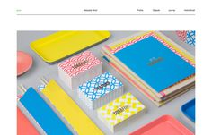 Brief, inspiration N°397 published on The Gallery in date September 22nd, 2015. #website