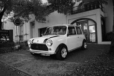 Classic Cars #mini #classic #lucasvazquez #cooper #car