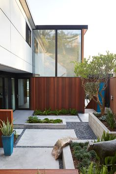 San Francisco Eichler Remodel by Klopf Architecture