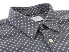 simply aesthetic #shirt #menswear #fashion #polka #dot