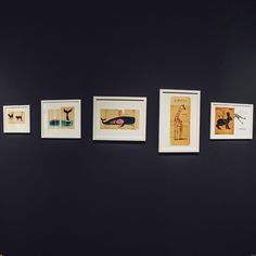 MULHOLLAND HWANG EXHIBITION #oliver #jeffers
