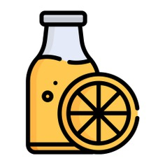 See more icon inspiration related to jar, breakfast, refresh, orange juice, refreshment, citrus fruit, healthy food, beverage, juice, orange, food, drink and fruit on Flaticon.