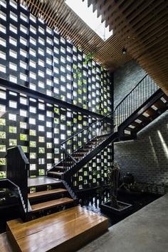 DESINO Eco Manufactory Office / Ho Khue Architects
