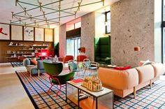 Room Mate Hotel in Milan - #decor, #interior, #hotel