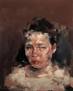 Kai Samuels-Davis | PICDIT #paintings #design #portrait #painting #art