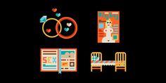 ElenaLazutina_1 #illustration #icons