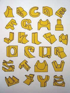 Ramblin Worker - Steve MacDonald - Main #ramp #letter #skate #alphabet #typography