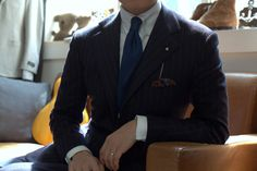 lnsee Trunkshow - March 8 - 11 at the Armoury #armoury #suit