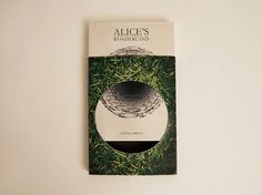 Alice In Wonderland #book #art