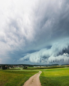 Spectacular Weather and Storm Photography by Jonas Piontek