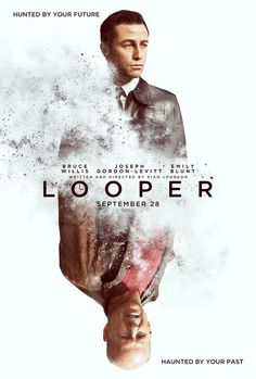 Looper Poster #movie #poster