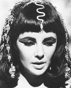 Elizabeth Taylor Cleopatra | AnOther | Loves #cleopatra #taylor #elizabeth