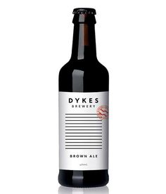 Dykes Brewery Bottle