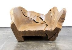 Brazil's Top Furniture Designers: Tech + Design : Details #chair #design #wood #furniture #brazil