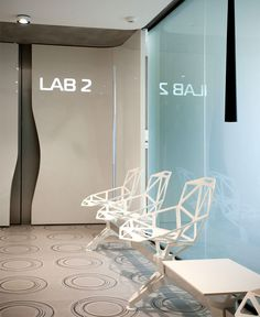 Genetic Laboratory in Sofia - #decor, #interior, #architecture,