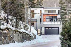 Whistler Modern Mountain Home