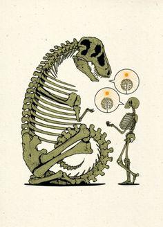 memories #memories #skeletons #dan #mccarthy #dinosaur