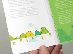 GrowEnergy.org events branding & illustration #branding #tree #event #flyer #illustration #identity #energy #green