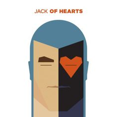 365 - Jag Nagra: Graphic Design for Print: Vancouver #superhero #of #illustration #jack #hearts #comics