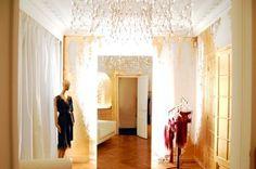 Carine Gilson Lingerie Couture #lingerie #paris #boutique #shops #hipshops #couture
