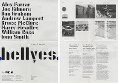 Qubik Design +44 (0)113 226 0839 #print #typography #layout
