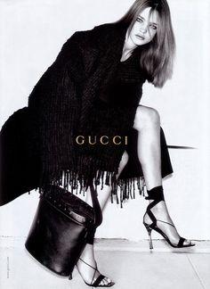 Advertisement #fashion #print #gucci