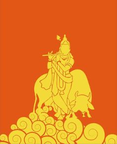 Illustrations on Behance #vector #yellow #orange #illustrations #posters #art
