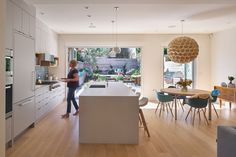 San Francisco House Renovation by YamaMar Design