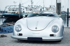 FFFFOUND! | convoy #silver #classic #design #vintage #car