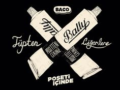 Baco Bally Illustration