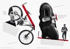 posters-honda-bike.jpg 450×317 pixels #design #graphic #spread #bauhaus #magazine