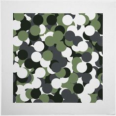 #430Camouflage – A new minimal geometric composition each day