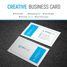 Creative blue and white business card mockup Premium Psd. See more inspiration related to Business card, Mockup, Business, Abstract, Card, Template, Blue, Office, Visiting card, Presentation, White, Stationery, Elegant, Corporate, Mock up, Creative, Company, Modern, Corporate identity, Branding, Visit card, Identity, Brand, Identity card, Professional, Presentation template, Up, Brand identity, Visit, Showcase, Showroom, Mock and Visiting on Freepik.