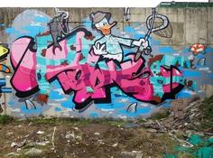 Pref X Towns 18 #streetart