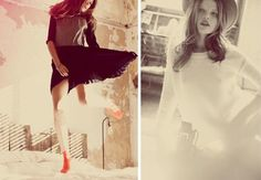 Beautiful Fashion Photography by Anna Palma #fashion
