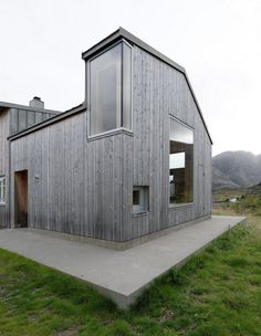 Traditional Northern Norwegian House 2