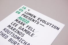 Qubik Design +44 (0)113 226 0839 #design #typography