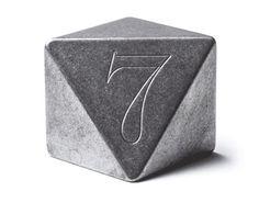 Ugmonk Steel Heptahedron