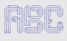 FFFFOUND! | Designspiration — India typeface by Geetika Alok and Henrik Kubel | Art | Wallpaper* Magazine #type #decorative #font #identity