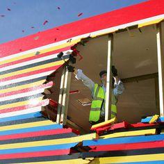 LEGO house update #architecture #lego