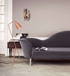 The Design Chaser: Gubi | Superior Styling #interior #sofa #design #deco #decoration