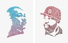 Cart'com vs Qrcode by Akrolab #akrolab #dee #luther #jdilla #cartcom #jay #qrcode #martin #king