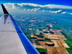 somewhere over kansas usa by mark shaiken #inspiration #creative #airplane #flying #photography #beautiful
