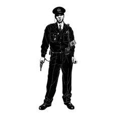 Shohei Otomo #police